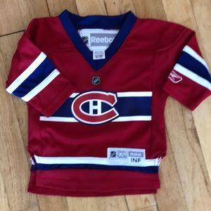 Reebok Montreal Canadiens Jersey